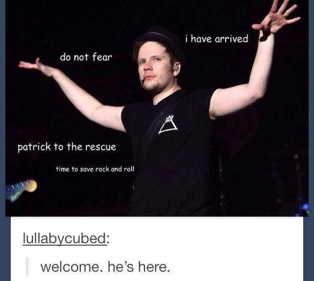 183 best images about Patrick Stump on Pinterest | Patrick ...