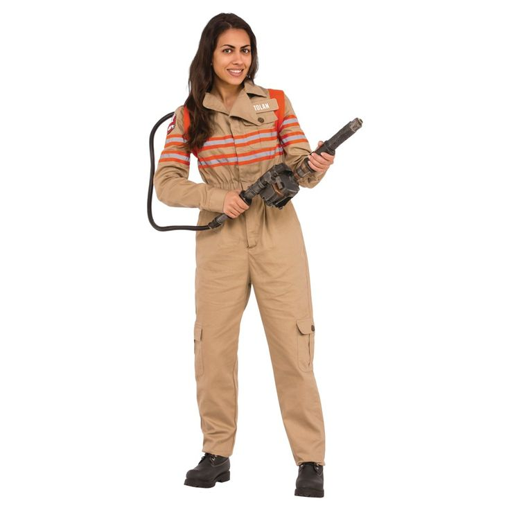 Ghostbusters Movie Grand Heritage Costume - Small, Adult Unisex, Multicolored