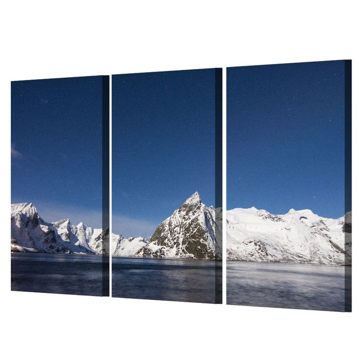 FREE Shipping Worldwide!    Buy one here---> https://awesomestuff.eu/product/frozen-mountains-i/