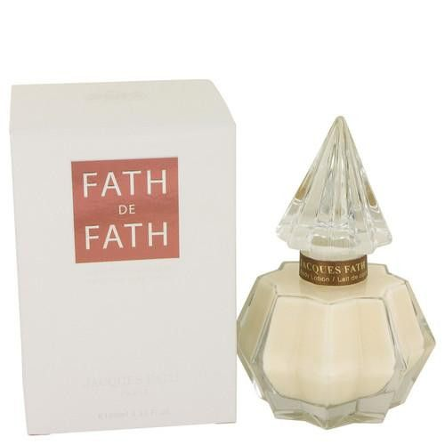 FATH DE FATH by Jacques Fath Body Lotion 3.4 oz (Women)