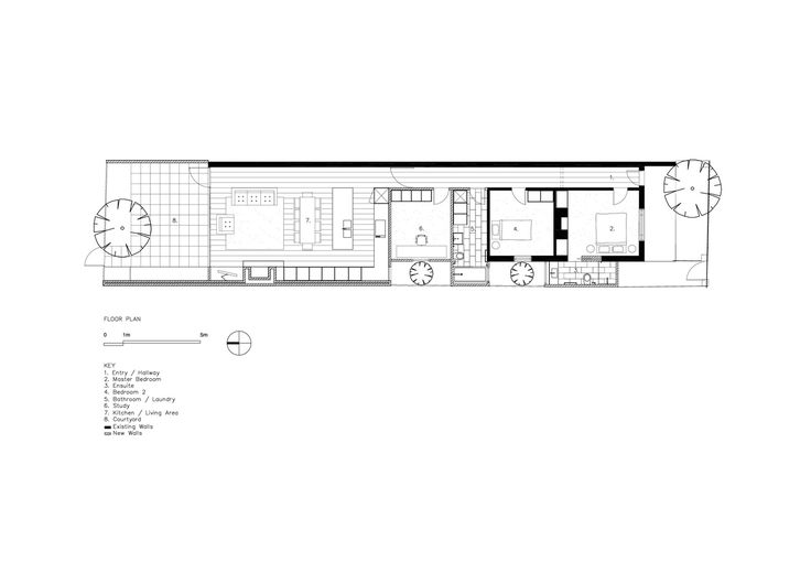 Armadale House,Plan