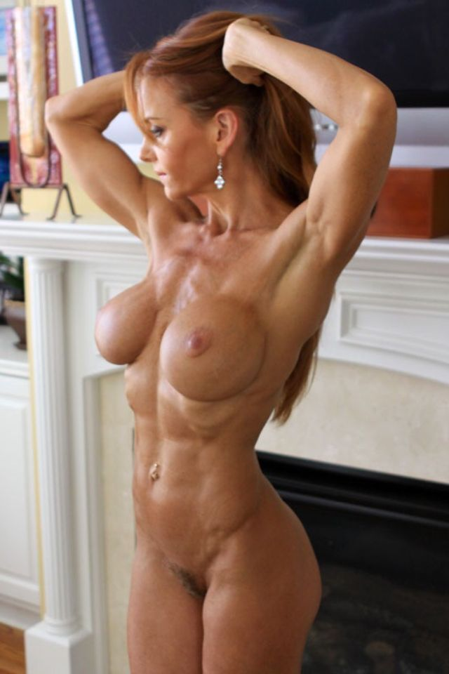 Picture model nude fitness free