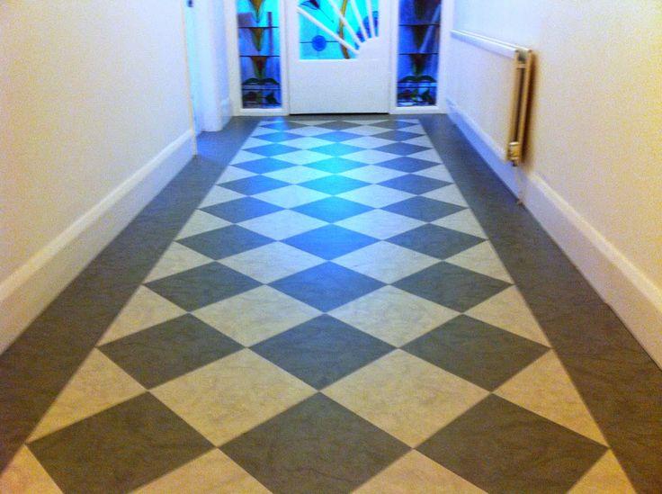 Amtico Spacia Flooring in Whickham,Newcastle Upon Tyne.