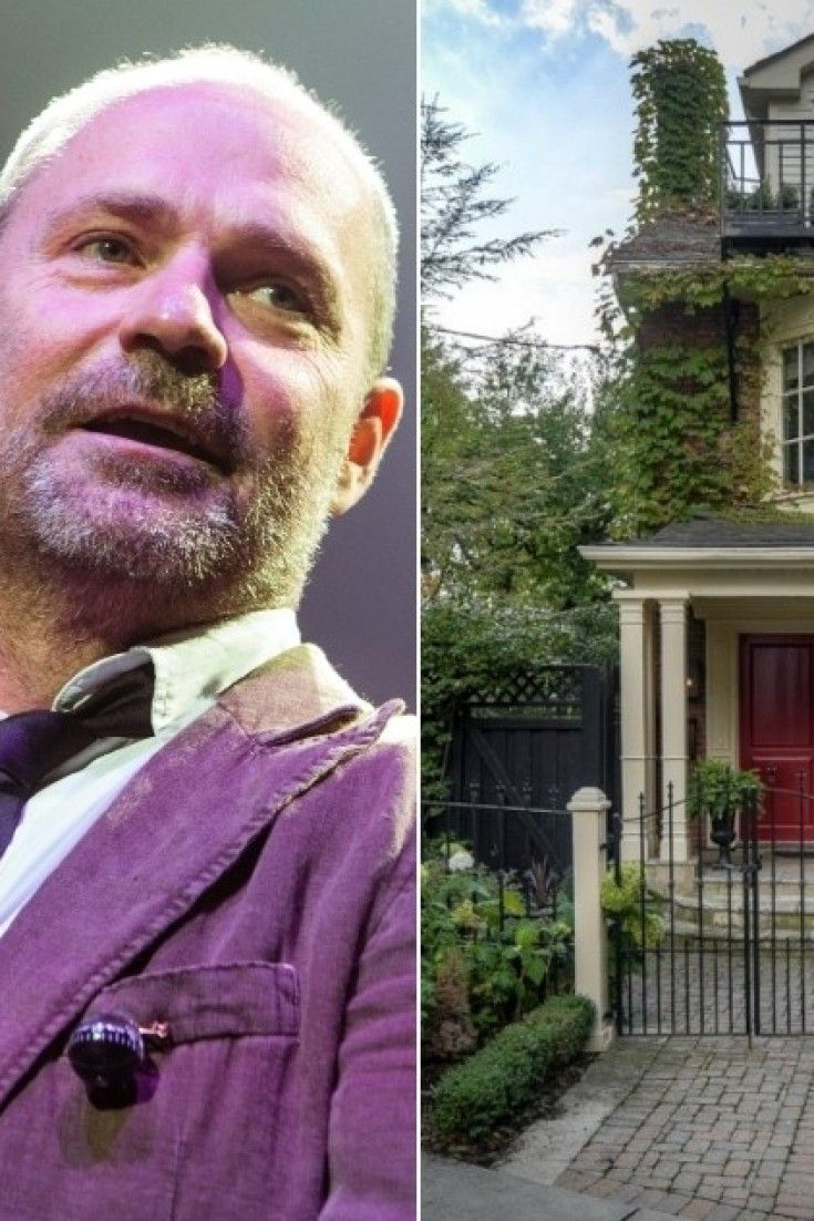Tragically Hip Rocker Gord Downie Sells Toronto House For Well Below Original…
