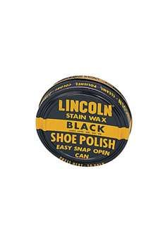 Ultra Force Lincoln USMC Black Stain Wax Shoe Polish 3oz | Buy Now at camouflage.ca