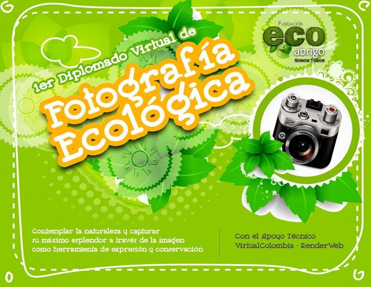 Inscripciones 1er Diplomado Fotografía Ecológica – EcoAbrigo Somos Todos   http://render-web.com/renderweb/inscripciones-diplomado-fotografia-ecologica-ecoabrigo/