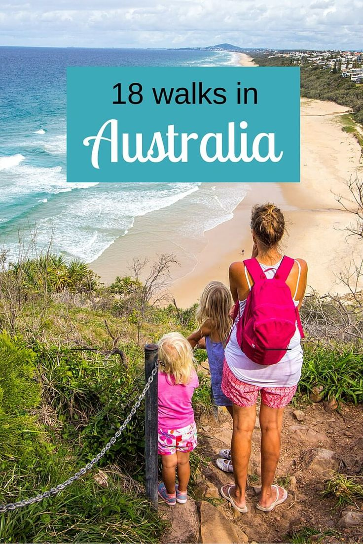 18 short walks in Australia we loved