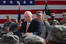 Dick Cheney - Wikipedia, the free encyclopedia