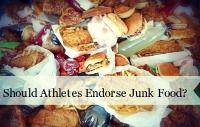 Childhood Obesity Role Models: Should Athletes Endorse Junk Food?