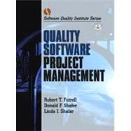 Calibre Software Project Management, by Futrell