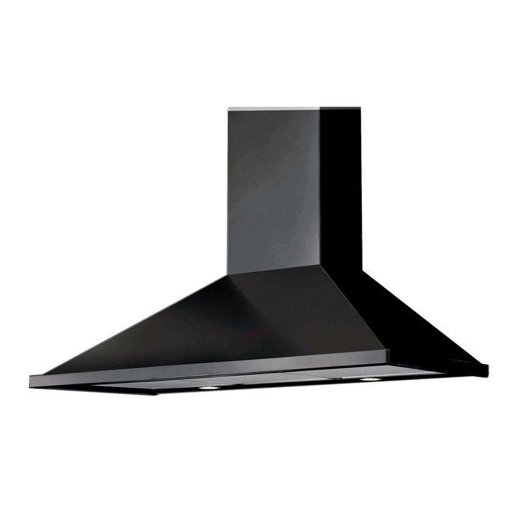 90cm canopy - black #Belling