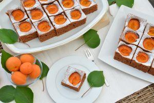 Marille-Schoko-Haselnuss-Kuchen 6