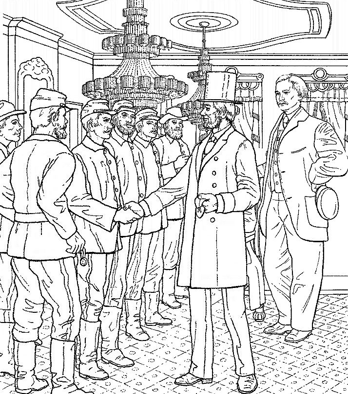 caldecott award coloring pages   Coloring Pages of caldecott medal   Coloring pages, Free ...