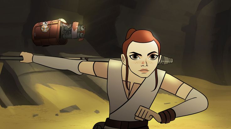Star Wars highlights female heroes with new Forces of Destiny stories
