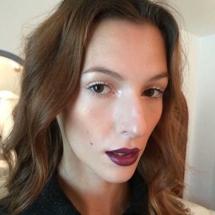 Wintery makeup Diana Mauer Makeup www.dianamauer.com