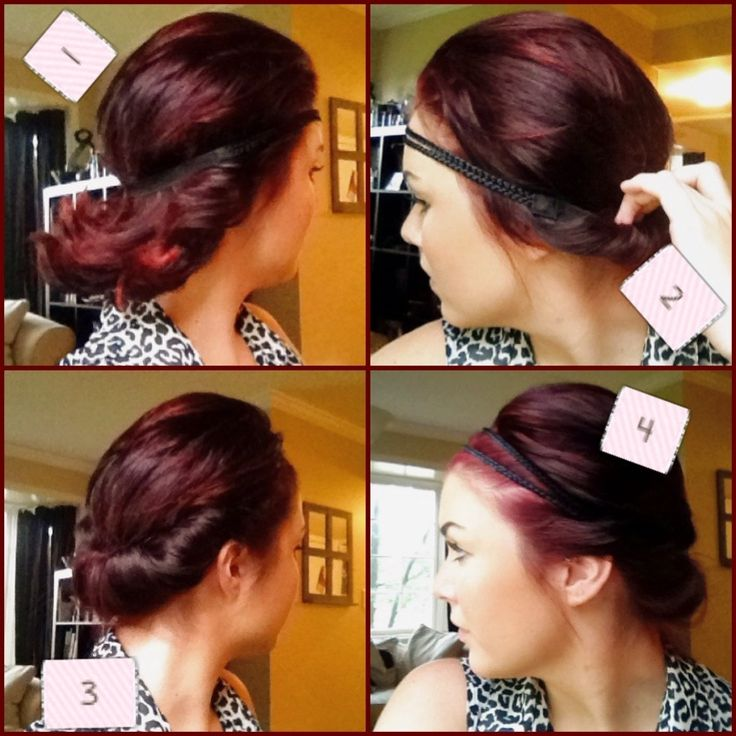 Sensational 1000 Images About Hair On Pinterest Bobs Updo And My Hair Short Hairstyles For Black Women Fulllsitofus