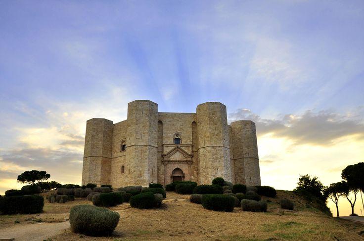 Castel del Monte, Andria, Puglia, Italy