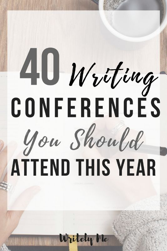 4964 best epic writing life tips tricks resources for writers 40 writing conferences you should attend this year fandeluxe Image collections