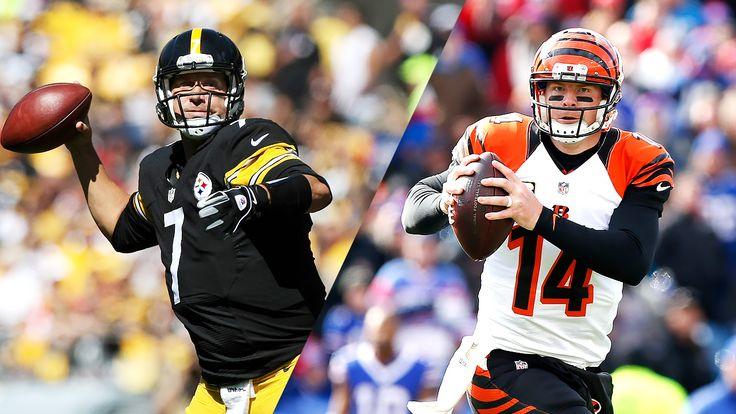 NFL schedule Week 2: Bengals-Steelers rivalry leads slate