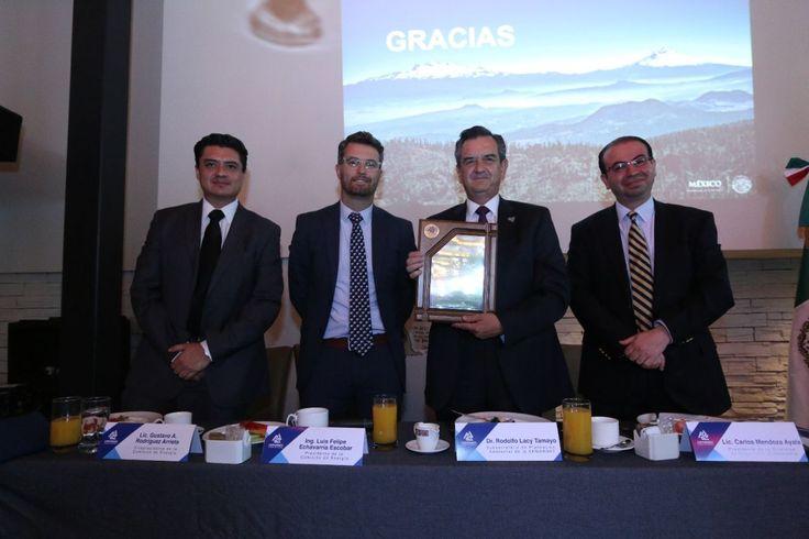 """] CIUDAD DE MÉXICO * 09 de junio de 2017. Difunet """"Porque somos un país altamente vulnerable a los fenómenos climatológicos causados por el cambio climático, México tiene un compromiso para que su desarrollo sea sustentable, de bajo carbono y que a su vez sea resiliente; debemos actuar de..."""