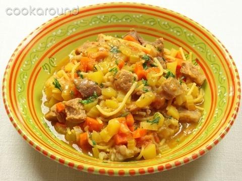 Chorba fassia o Fassi Chorba: Ricette Marocco   Cookaround