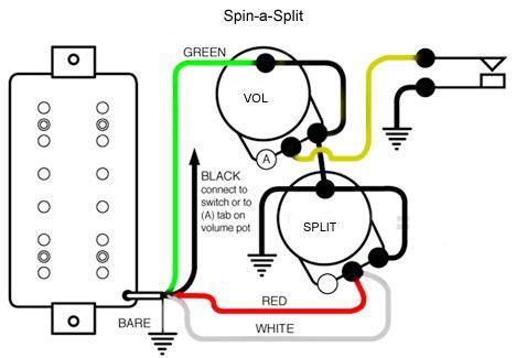 26c20958af9bc89f5dab15ae2f73177b  Humbuckers Blaster Blend Pot Wiring Diagram on