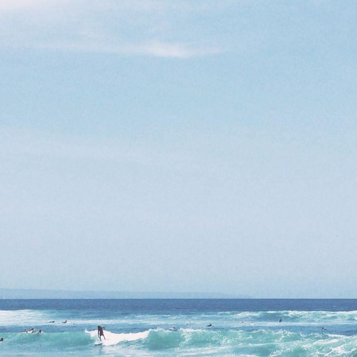 canggu surf, bali.