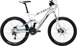 Cannondale JEKYLL 4 magnesium white 2013: http://sklep.sportprofit.pl/pl/p/Cannondale-JEKYLL-4-magnesium-white-2013/4423