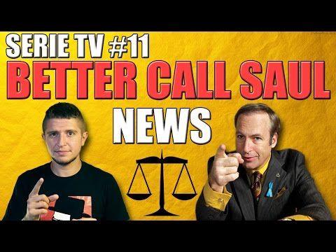 Serie TV #11: Better Call Saul - News + Link Teaser - Breaking Bad spin-off (spoiler) - YouTube