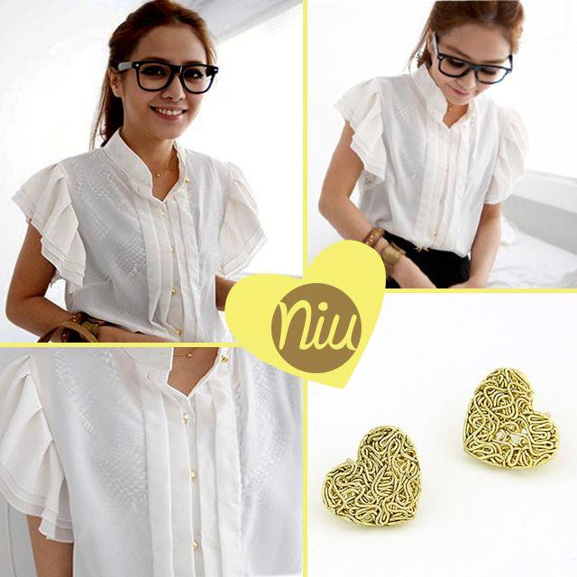 Un outfit perfecto para ir a la oficina :) Encuentra esto y mucho más en: www.niuenlinea.co