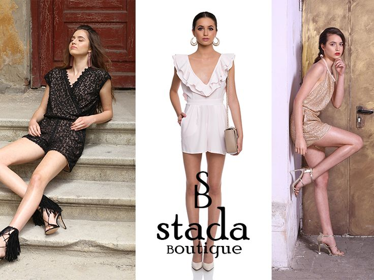 #romper #StadaBoutique #GeorgianaStavrositu