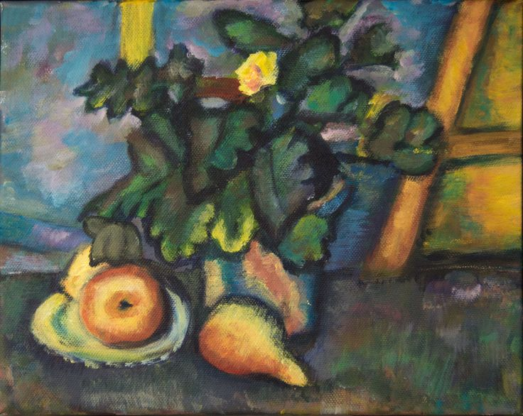 Cezanne's still life
