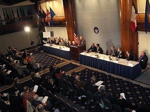 Am 12. November 2007 traten im National Press Club Washington DC 15 hochrangige Regierungs- und Militärangehörige vor die Weltpresse und bekundeten ihre UFO-...