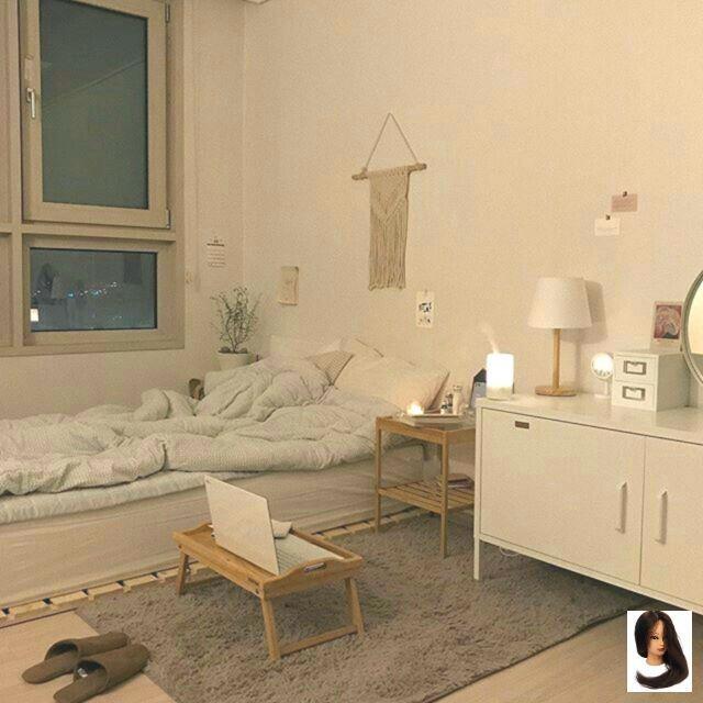 Aesthetic Bedroom Decor Korean Room Seou Aesthetic Bedroom