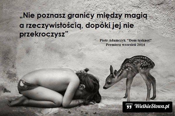 Nie poznasz granicy między magią a rzeczywistością…
