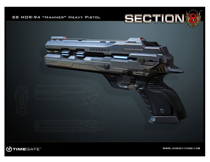 20 best Cool Guns images on Pinterest | Sci fi weapons ...