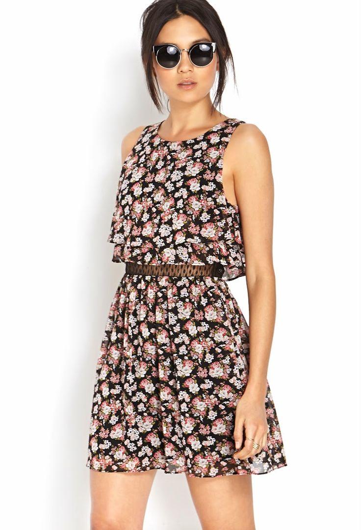 Fenomenales vestidos casuales baratos | Moda y Tendencias