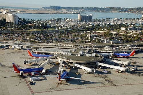 San Diego Airport San Diego, California