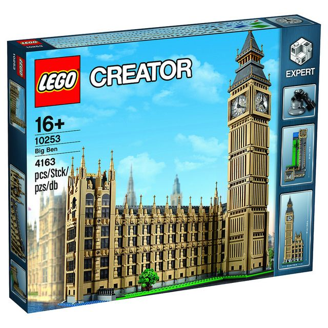 LEGO Creator Expert 10253 Big Ben officially announced [News]