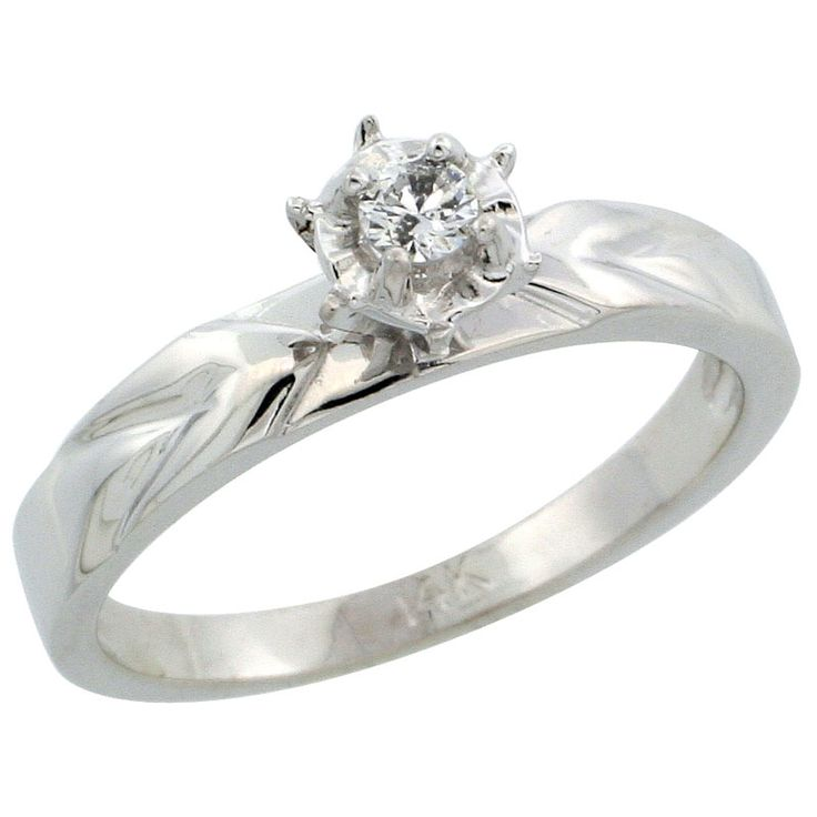Solitaire Rings - Wholesale - Afford Price: Contact Us @ (213) 689-1488 or info@silvercity.com