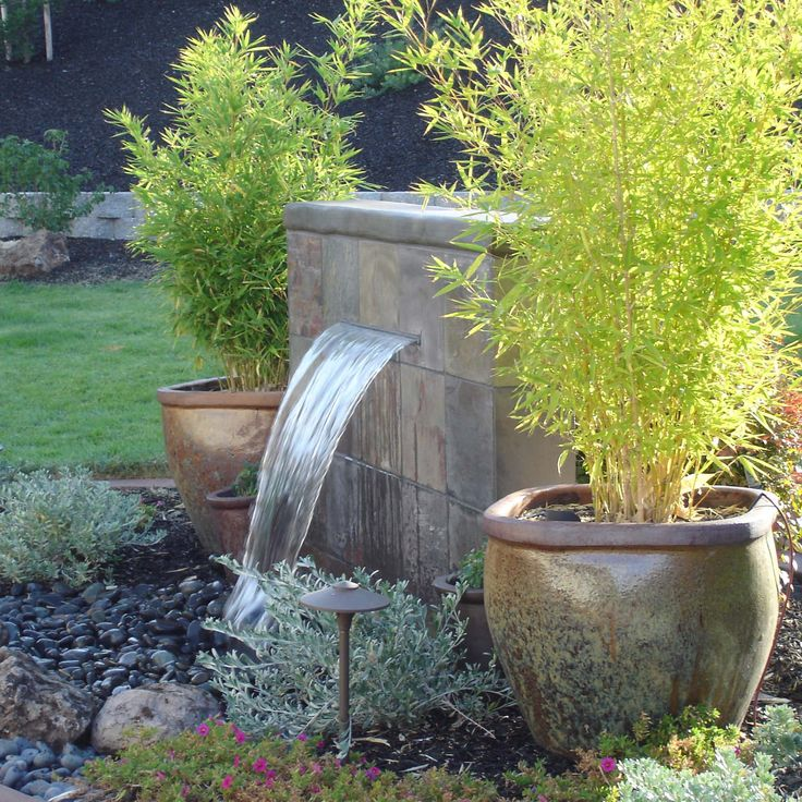 Best 25 Water features for garden ideas on Pinterest Garden