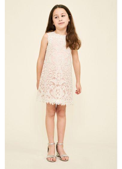 77c0522a5f773 Short Sheath Tank Dress - Tadashi Shoji | Weddings | Flower girl ...