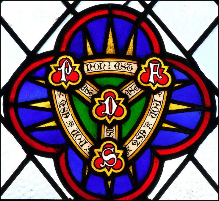 16 Best The Holy Trinity Symbols Images On Pinterest Catholic
