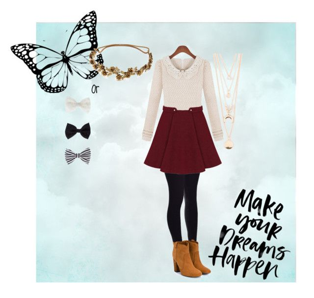 """""""Dress...thing"""" by uselesspegs on Polyvore featuring Laurence Dacade, Jennifer Behr, Accessorize and Full Tilt"""