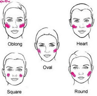 How to apply blush for your face shape. Your Mary Kay beauty consultant can help you learn this  many other great make-up tips! www.MaryKay.com/Fireball
