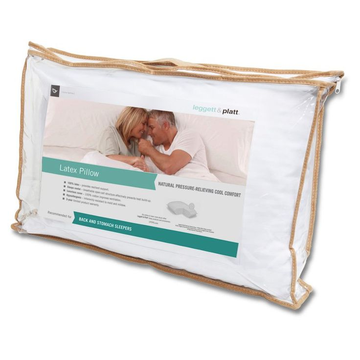 Fashion Bed Group Latex Foam Pillow - QG0044
