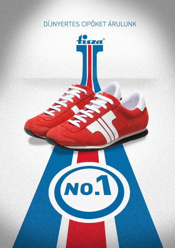 Tisza shoes advert concepts