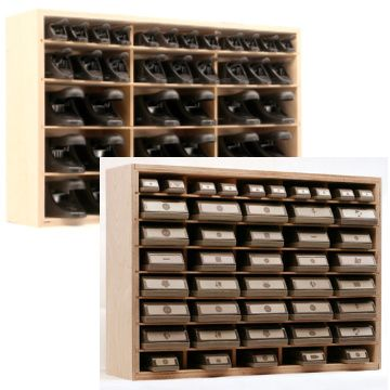 "Brilliant idea for storage for punches! Wish I could buy them...  ""LD & WT Punch Package"""