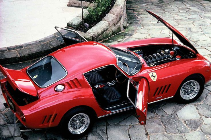 Ranking: The most expensive classic car auctions – Auto – Ferrari – 1