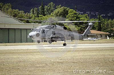Sikorsky uh 60 navy front